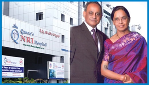 vice chairperson of NRI Hospital